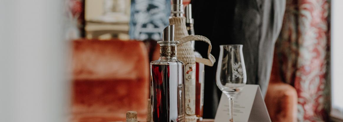 Le Marché de Noël de Rhum Society au Bar 1802