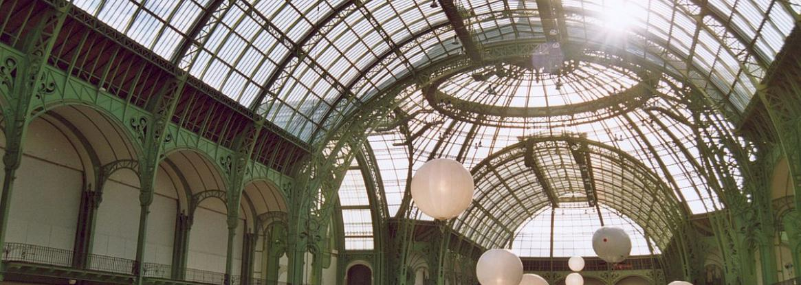 A key end-of-summer event; the Biennale at the Grand Palais