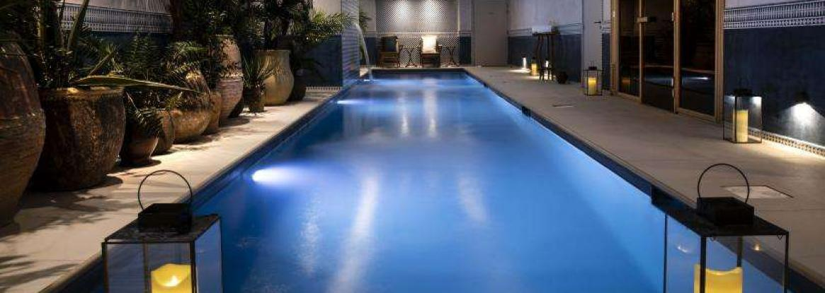 For your comfort and wellbeing, private access to our swimming pool