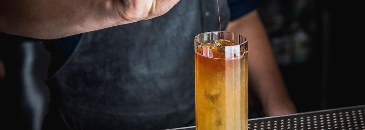 Les cocktails de la maison de votre Bar 1802