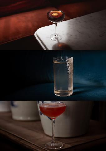 Hotel Monte Cristo - Bar 1802