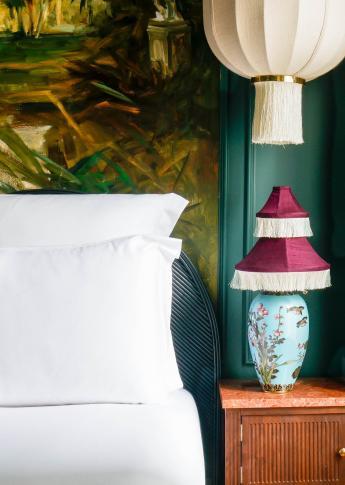 Hotel Monte Cristo - Expérience